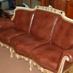Каширский - перетяжка диванов