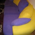 Самаркандский бульвар - перетяжка мягкой мебели