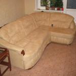 Смоленский бульвар - перетяжка мягкой мебели