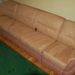 Страстной бульвар - обивка диванов