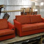 Истринский - обивка стульев