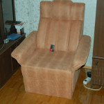 Филёвский бульвар - перетяжка мягкой мебели