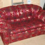 Филёвский бульвар - обивка диванов