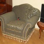 Филёвский бульвар - реставрация мягкой мебели