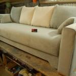 Хвалынский бульвар - реставрация мягкой мебели