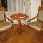 Химкинский бульвар - перетяжка мягкой мебели