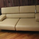 Чистопрудный бульвар - перетяжка диванов