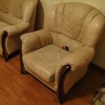 Чонгарский бульвар - перетяжка мягкой мебели