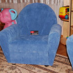 Яузский бульвар - перетяжка мягкой мебели