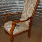 Аминьевское шоссе - реставрация мягкой мебели