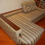 Зарайский - обшивка диванов