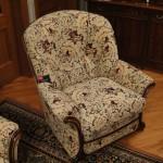 Варшавское шоссе - реставрация мягкой мебели