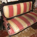 Дмитровское шоссе - реставрация мягкой мебели