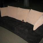 Звенигородское шоссе - перетяжка мягкой мебели