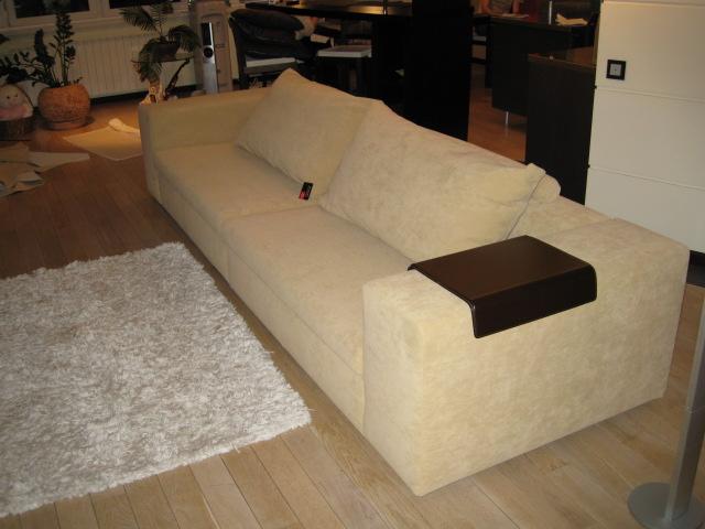 Обшить диван своими руками