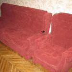 Измайловское шоссе - реставрация мягкой мебели