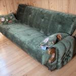 Каширское шоссе - обивка диванов