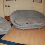 Новокуркинское шоссе - перетяжка мягкой мебели