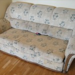Сколковское шоссе - обивка мягкой мебели