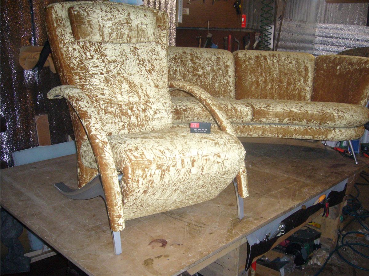 Из старой мебели своими руками обшив