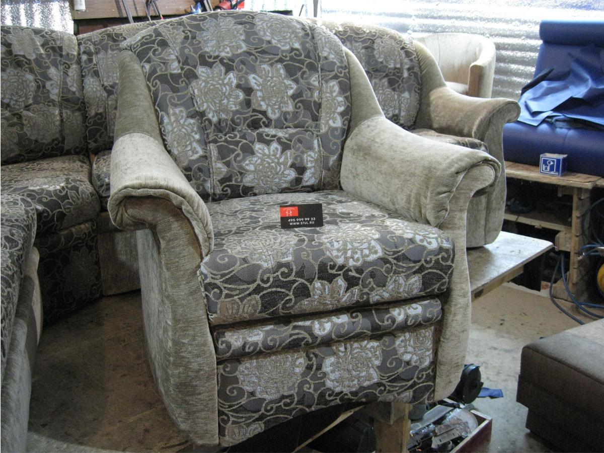 Реставрация старой мягкой мебели своими руками фото до и после