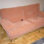 Челобитьевское шоссе - перетяжка диванов