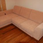 Челобитьевское шоссе - перетяжка мягкой мебели