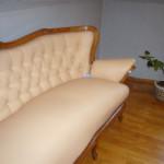 ст-я метро Добрынинская - перетяжка мягкой мебели