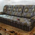 ст-я метро Деловой центр - реставрация мягкой мебели