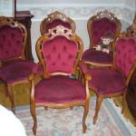 ст-я метро Автозаводская - перетяжка мебели