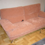 ст-я метро Автозаводская - перетяжка диванов