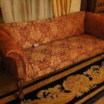 ст-я метро Арбатская - перетяжка мягкой мебели