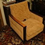 ст-я метро Арбатская - реставрация мягкой мебели