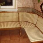 ст-я метро Баррикадная - перетяжка мягкой мебели