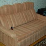 ст-я метро Курская - обивка диванов