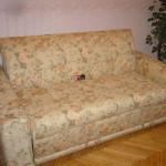 ст-я метро Красносельская - обивка диванов