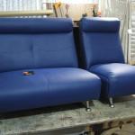 ст-я метро Севастопольская - обивка мягкой мебели