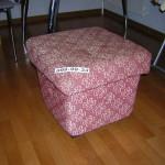 ст-я метро Тёплый Стан - перетяжка мягкой мебели