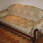ст-я метро Шаболовская - перетяжка мягкой мебели