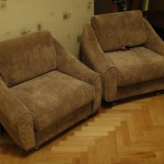 ст-я метро Щелковская - реставрация мягкой мебели