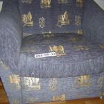 Лефортово - обивка стульев