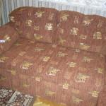 Левобережный - обшивка стульев