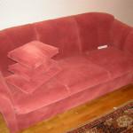 Ивановское - обивка стульев