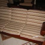 Зюзино - перетяжка диванов