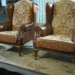 Метрогородок - обшивка мягкой мебели