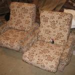 Метрогородок - обшивка диванов