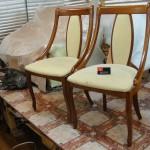 Марфино - реставрация мягкой мебели