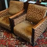 Марфино - обшивка диванов