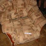 Лосиноостровский - перетяжка мягкой мебели