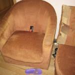 Москворечье-Сабурово - перетяжка мягкой мебели